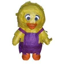 Mini Polly Wanna Pinatas Duck Bird Toy
