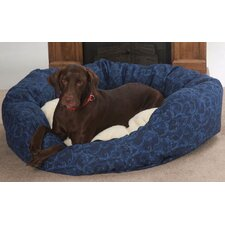 WarmSense® Cuddle Nest Dog Bed