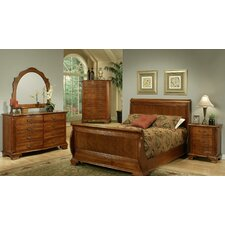 American Heritage Sleigh Bedroom Collection