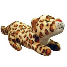Lenny Safari Leopard Dog Toy