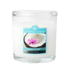 Coconut Rain Jar Candle