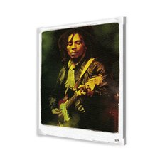 Bob Marley Legendary Canvas