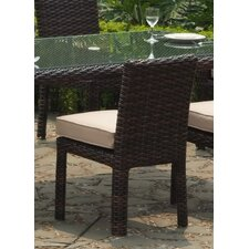 Saint Tropez Wicker Dining Side Chair