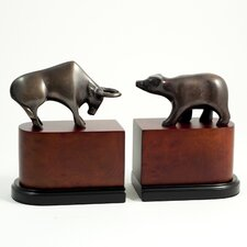 Wall Street Bookend