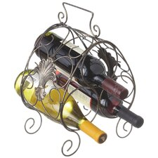 3 Bottle Wine Holder
