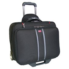 Biztech CompuRoller Duo 2-in-1 Business Briefcase Set