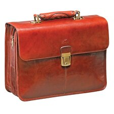 Signature Classic Laptop Briefcase