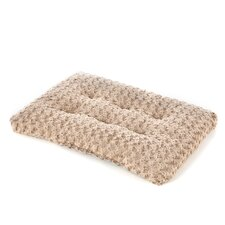 Quiet Time Ombre Swirl Dog Bed in Mocha