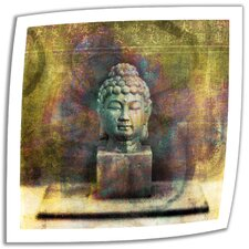 Elena Ray 'Buddha' Unwrapped Canvas Wall Art