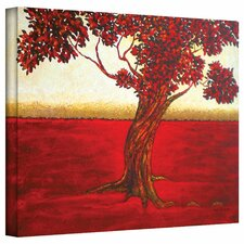 Herb Dickinson 'Ethereal Tree II' Unwrapped Canvas Wall Art