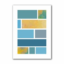Jan Weiss 'Paint Swatches II' Unwrapped Canvas Wall Art