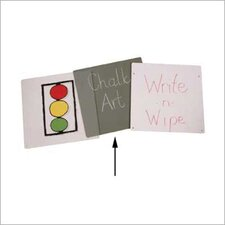 Chalkboard Easel Panel - Double