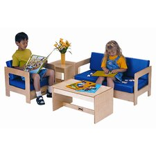 ThriftyKYDZ 4 Piece Living Room Set