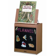 Sproutz Flannel Big Book Easel