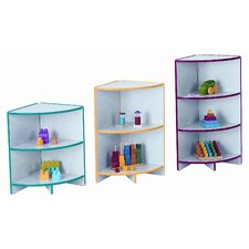 Kydzcurves Corner Storage Unit Cubbie