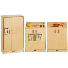 Natural Birch Kitchen Set (3 piece)