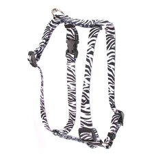Zebra Roman Harness