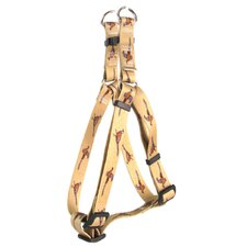 Pheasants Step-In Harness