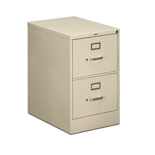 510 Series Two-Drawer Vertical Legal Filing Cabinet