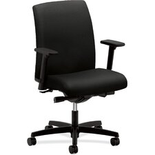 Ignition Task Low-Back Pneumatic Office Chair
