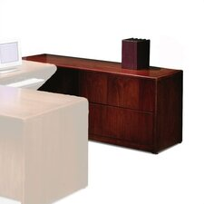 92000 Series Right Lateral Credenza