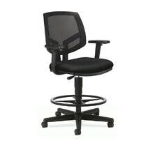Volt - 5700 Series Task Stool with Arms