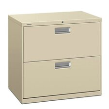 "600 Series 30"" W Two-Drawer Lateral File"