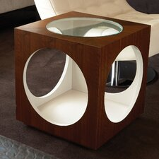 Charmed End Table