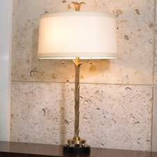 Organic 2 Light Table Lamp
