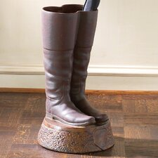 Ceramic Boots Umbrella Stand