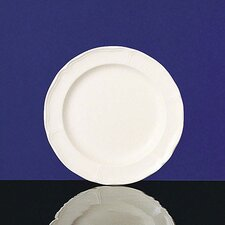 "Queen's Plain 8"" Salad/Dessert Plate"