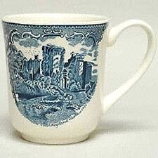 Old Britain Castles Blue Mug (Set of 6)