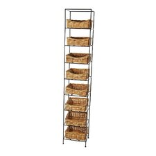 Eco-Friendly 8 Tier Storage Tower Stand