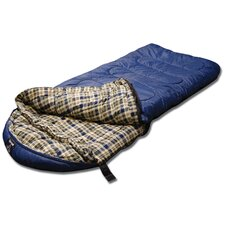 -25 Degree Oversized Ripstop Sleeping Bag