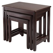 Trina 3 Piece Nesting Tables