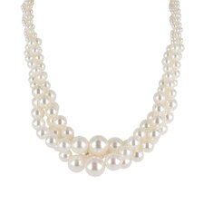 Pearl Twisted Necklace