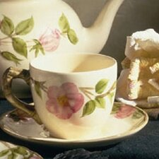 Desert Rose Tea Saucer