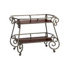 Avery Tea Serving Cart
