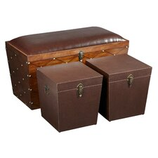 Hermitage Trunk (Set of 3)