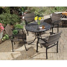 Stone Harbor 5 Piece Dining Set
