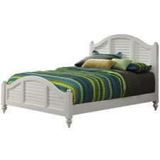 Bermuda Queen Panel Bed
