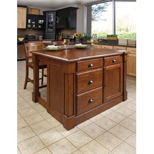Aspen Kitchen Island Set