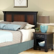 Aspen 2 Piece Headboard Bedroom Collection