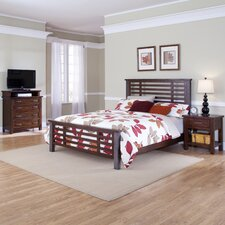 Cabin Creek Slat 3 Piece Bedroom Collection