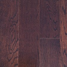 "5"" Engineered White Oak in Cabernet"