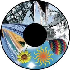 Hot and Cold Effect Wheel
