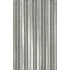 Farmhouse Stripes Gray Rug