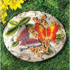 Bright Butterflies Stepping Stone