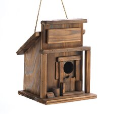 Old West Saloon Birdhouse