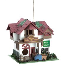 Wine Country Birdhouse
